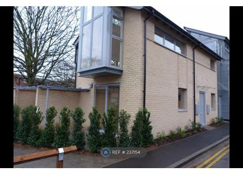Thumbnail 1 bed flat to rent in Benson Place, Cambridge