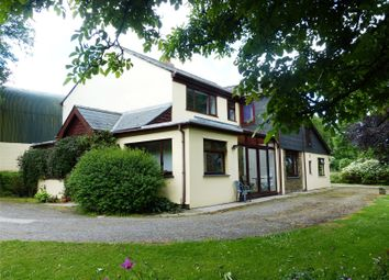 Thumbnail 4 bed detached house for sale in Las-Fach, New Mill, St. Clears, Carmarthen