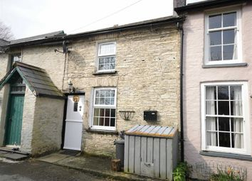 Thumbnail 2 bedroom terraced house for sale in Ystumtuen, Aberystwyth