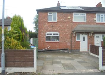 Thumbnail 3 bed semi-detached house for sale in Westdean Crescent, Manchester