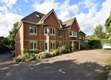 Thumbnail 2 bed flat for sale in 72 Portsmouth Road, Camberley, Surrey