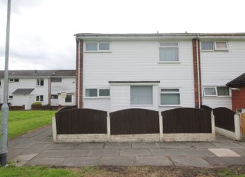 Thumbnail 3 bed end terrace house for sale in Millbrook Close, Skelmersdale, Lancashire