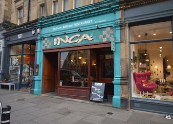 Thumbnail Restaurant/cafe for sale in Bruntsfield Place, Edinburgh