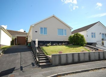 Thumbnail 3 bed detached bungalow for sale in Hill Rise, Kilgetty