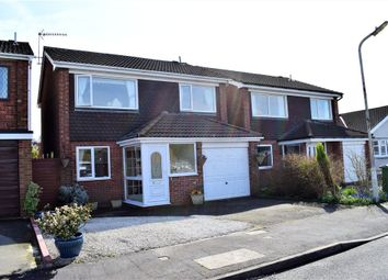 Thumbnail 4 bed detached house for sale in The Birches, Bulkington, Bedworth, Warwickshire