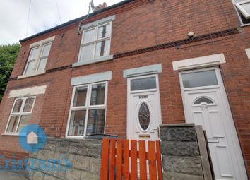 Thumbnail 2 bed terraced house for sale in Cotmanhay Road, Ilkeston