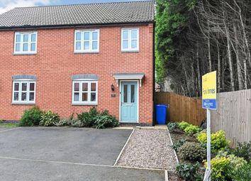 3 bed semi-detached house for sale in Cascade Close, Burton-On-Trent, Staffordshire DE14
