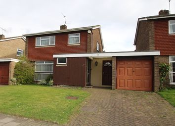 Thumbnail 3 bed link-detached house for sale in Crofton Lane, Orpington