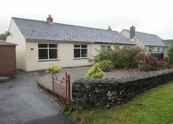 Thumbnail 1 bed bungalow to rent in Clease Road, Camelford
