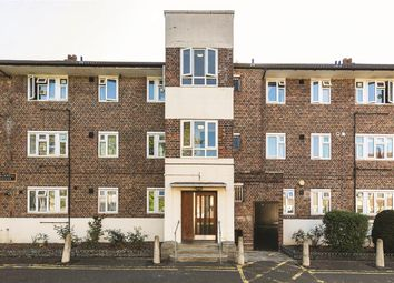 Thumbnail 3 bed flat for sale in Oaklands Estate, London