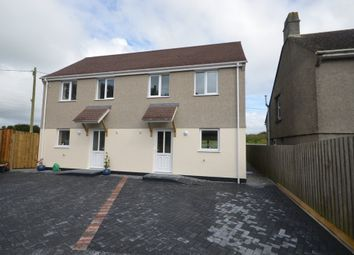 Thumbnail 2 bed bungalow for sale in Hendra Close, Hendra, Stithians, Truro