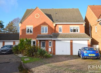 Thumbnail 7 bed detached house for sale in Wetherby Close, Leicestershire