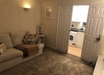 Thumbnail 1 bedroom flat to rent in Faringdon Road, Southmoor, Abingdon