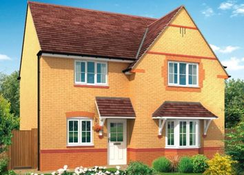 "Thumbnail 4 bed detached house for sale in ""Cambridge"" at Church Road, Webheath, Redditch"