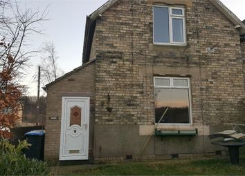 Thumbnail 2 bed semi-detached house to rent in South Terrace, Esh Winning, Durham