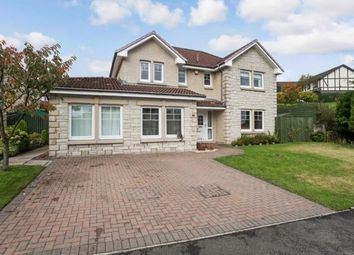 Thumbnail 5 bed detached house for sale in Dunning Drive, Westerwood, Cumbernauld, North Lanarkshire