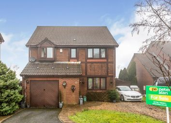 4 bed detached house for sale in Canaston Court, Penlan, Swansea SA5
