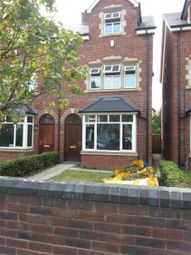 Thumbnail 5 bedroom town house to rent in Pershore Road, Selly Park, Birmingham