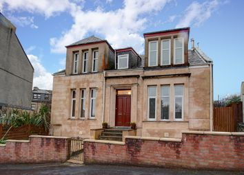 Thumbnail 3 bed flat for sale in Caddlehill Street, Greenock