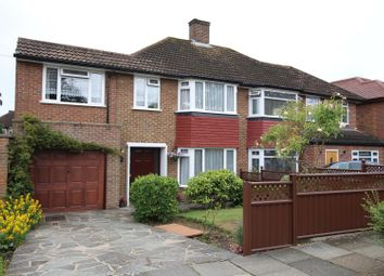 Thumbnail 4 bedroom semi-detached house for sale in Lowther Drive, Enfield