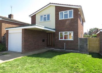 Thumbnail 4 bed detached house to rent in Seven Acres, Thame