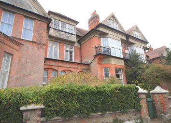 Thumbnail 2 bed flat for sale in Cumberland Gardens, St Leonards On Sea, East Sussex