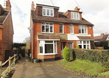 Thumbnail 4 bed semi-detached house to rent in Church Street, Rudgwick, Horsham