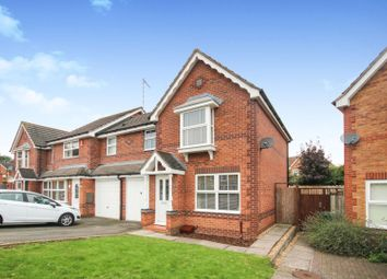 Thumbnail 3 bed end terrace house for sale in Tideswell Close, Coventry