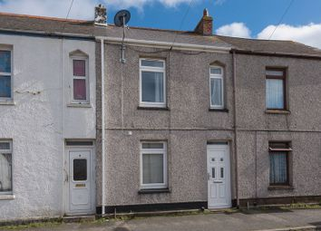 Thumbnail 2 bedroom terraced house for sale in Cliff View Terrace, Camborne