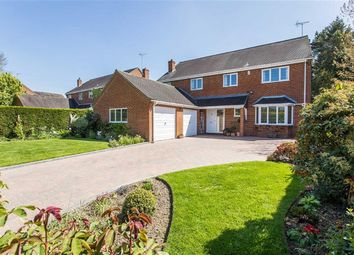 Thumbnail 5 bed detached house for sale in Manor Lane, Lower Leigh