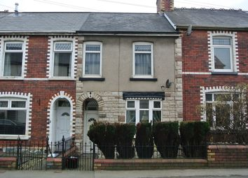 Thumbnail 2 bed terraced house for sale in The Highway, New Inn, Pontypool