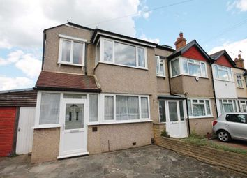 Thumbnail 3 bed end terrace house to rent in Cavendish Road, New Malden
