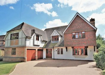Ridgeway, Hutton Mount, Brentwood CM13. 5 bed detached house for sale