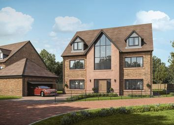 Thumbnail 5 bed detached house for sale in Plot 6 - Oldfield Drive, Heswall, Wirral