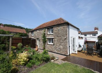 Thumbnail 4 bed terraced house for sale in Clevedon Road, Weston-In-Gordano, Bristol