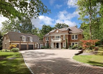 Priory Road, Sunningdale, Ascot, Berkshire SL5.. 6 bed detached house
