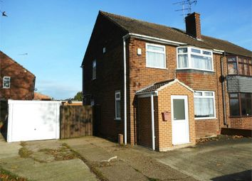 Thumbnail 3 bed semi-detached house to rent in 1 Thievesdale Lane, Worksop, Nottinghamshire