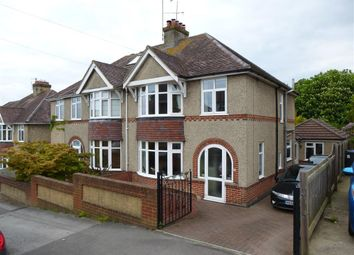 Thumbnail Semi-detached house for sale in St. Francis Road, Salisbury
