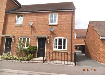 Thumbnail 2 bedroom terraced house to rent in Benedict Mews, Redhouse, Swindon
