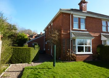 Thumbnail 3 bed semi-detached house for sale in Railway Cottages, Station Road, Tidworth