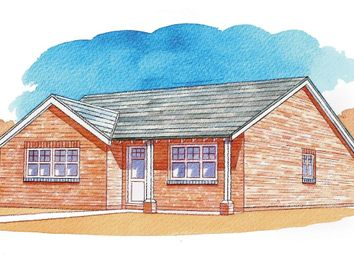 Thumbnail 2 bed detached bungalow for sale in Gynsill Lane, Anstey, Leicester