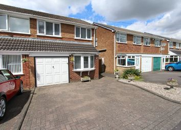 Thumbnail 3 bed semi-detached house for sale in Basin Lane, Tamworth
