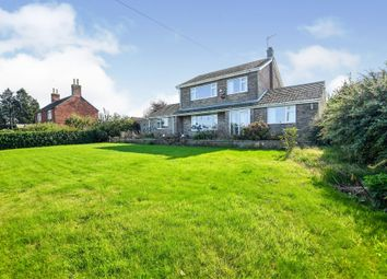 Thumbnail 4 bed detached house for sale in Eaudyke Road, Friskney, Boston
