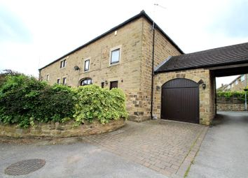 Thumbnail 4 bed barn conversion for sale in Manor Farm, Back Lane, Badsworth, Pontefract