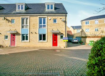 Thumbnail 4 bed end terrace house for sale in Graham Road, Cambridge