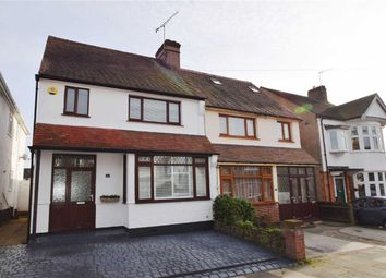 Thumbnail 3 bed semi-detached house for sale in Westleigh Avenue, Leigh-On-Sea, Essex