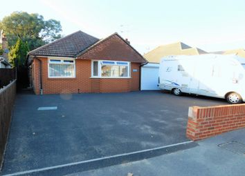 Thumbnail 3 bed bungalow to rent in Lake Road, Hamworthy, Poole