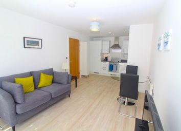 Thumbnail 1 bed flat to rent in Trawler Road, Marina, Swansea
