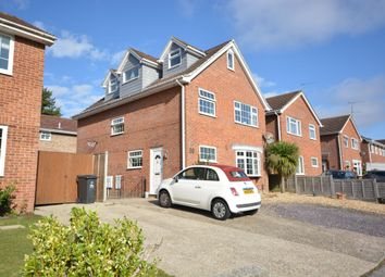 Thumbnail 6 bed detached house for sale in Lytchett Drive, Broadstone