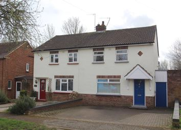 Thumbnail 2 bedroom semi-detached house for sale in St. Johns Road, Bletchley, Milton Keynes